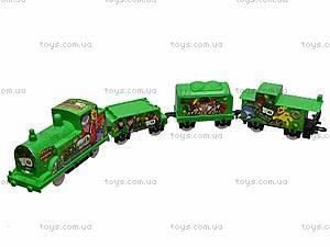 Игрушечный поезд Ben10, 899-21
