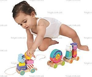 Игрушечный поезд «Цирк», 3019, игрушки