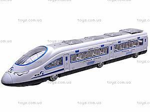 Игрушечный поезд на батарейках, 158