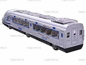 Игрушечный поезд на батарейках, 158, отзывы