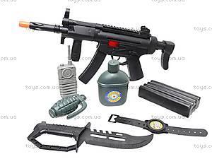 Игрушечный полицейский набор, 8801, детские игрушки