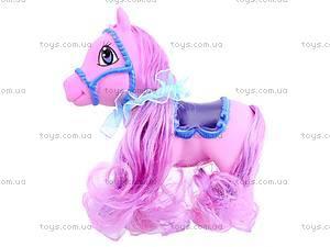 Игрушечный пони «My lovely pony», 2016-1, игрушки