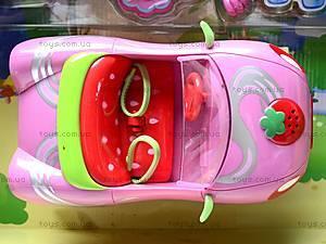 Игрушечный пони с машиной, 732AB, цена