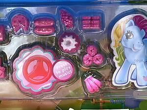 Игрушечный пони с машиной, 732AB, магазин игрушек