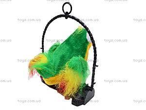 Игрушечный попугай-повторюха, 2188, купить