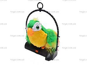 Игрушечный попугай-повторюха, 2188