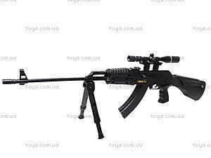 Игрушечный пулемет на пульках, 925 (147424), купить