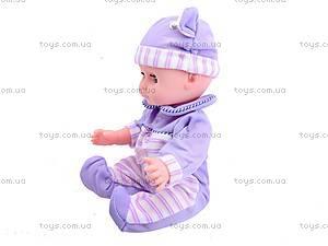 Игрушечный пупс «Малыш», 05V-198, фото