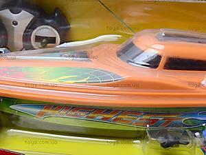 Игрушечный радиоуправляемый катер, MK5008, фото