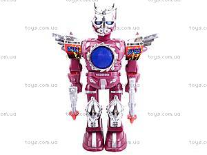 Игрушечный робот-боец, 200668, игрушки