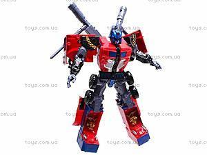Игрушечный робот-трансформер, 8001