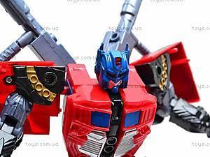 Игрушечный робот-трансформер, 8001, фото