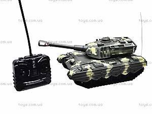 Игрушечный р/у танк, XJ3-A