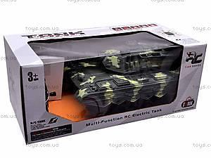 Игрушечный р/у танк, XJ3-A, купить