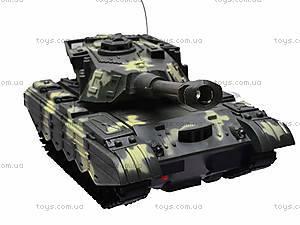 Игрушечный р/у танк, XJ3-A, фото