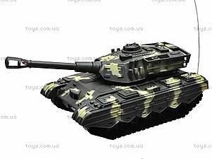 Игрушечный р/у танк, XJ3-A, игрушки