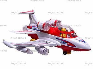Игрушечный самолет, для детей, 3392