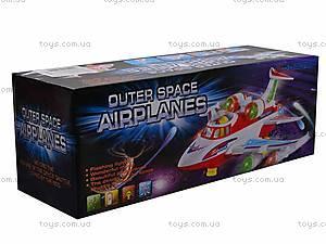 Игрушечный самолет, для детей, 3392, фото