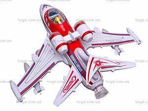 Игрушечный самолет, для детей, 3392, отзывы