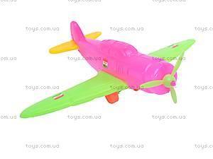 Игрушечный самолетик,