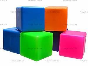 Игрушечный самосвал, с большими кубиками, 0095, купить