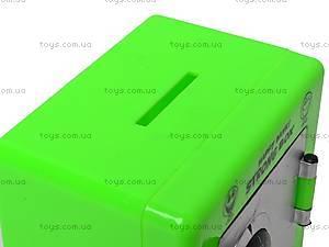 Игрушечный сейф, 63015B-1, цена