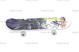Игрушечный скейт для пальцев, 222-1, фото