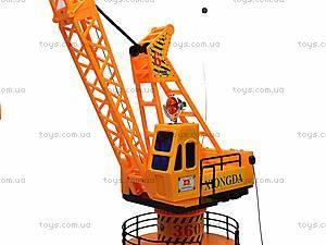 Игрушечный строительный кран, 6806B, купить