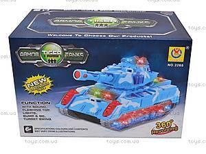 Игрушечный танк, 2265, детские игрушки