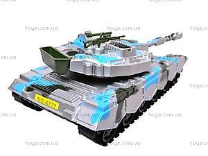 Игрушечный танк с инерцией, K777, отзывы