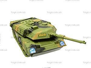 Игрушечный танк с солдатами, 1828-53А, детские игрушки