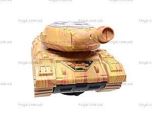 Игрушечный танк со световыми эффектами, 2265-2, купить
