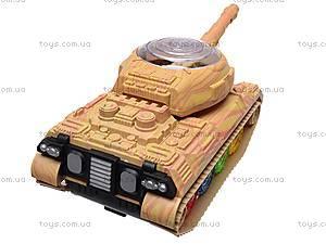 Игрушечный танк со световыми эффектами, 2265-2, фото