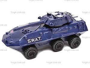Игрушечный танк Swat, 999-064E, фото
