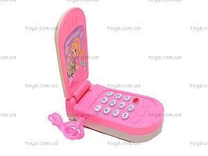 Игрушечный телефон для девочки, 1103-C, купить