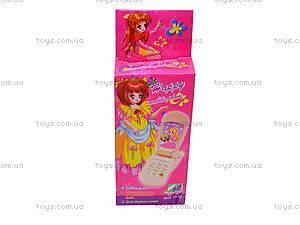 Игрушечный телефон для девочки, 1103-C, фото