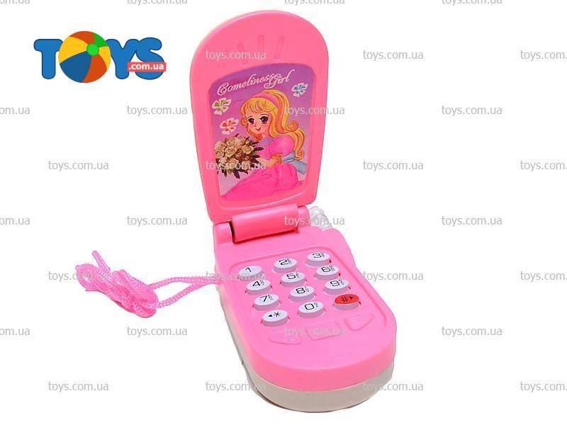 Как сделать телефон игрушку