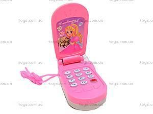 Игрушечный телефон для девочки, 1103-C