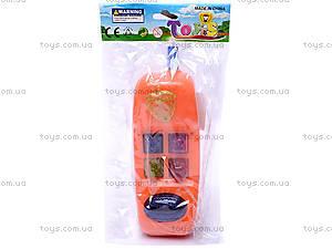 Игрушечный телефон, со звуковыми эффектами, 5210A, купить