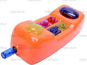 Игрушечный телефон, со звуковыми эффектами, 5210A, отзывы
