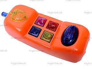 Игрушечный телефон, со звуковыми эффектами, 5210A, цена