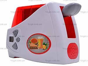 Игрушечный тостер, 6001N, игрушки