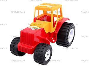 Игрушечный трактор, 007, детские игрушки