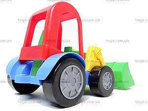 Игрушечный трактор-багги, 39230, отзывы