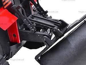 Игрушечный трактор-каток, DJ58528D8, фото