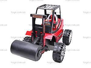 Игрушечный трактор-каток, DJ58528D8, отзывы