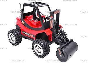 Игрушечный трактор-каток, DJ58528D8