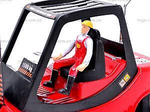 Игрушечный трактор-каток, DJ58528D8, цена