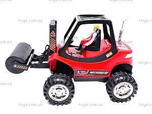 Игрушечный трактор-каток, DJ58528D8, игрушки