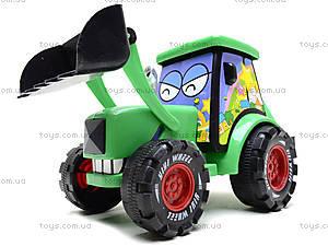 Игрушечный трактор с инерцией, 3020, купить